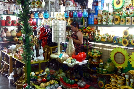 housewares: Stores in dapitan arcade, manila, philippines selling home decors and other housewares