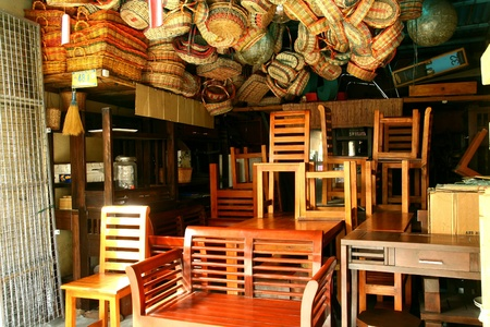 Stores in dapitan arcade, manila, philippines selling home decors, furnitures and other housewares