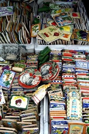 arcade: Ceramic tiles sold at stores in dapitan arcade, manila, philippines