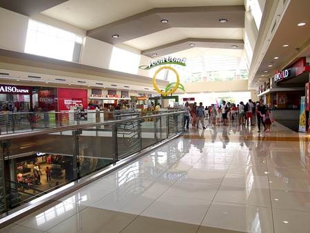 architectural: Robinsons Place Antipolo in Antipolo City, Philippines Stock Photo