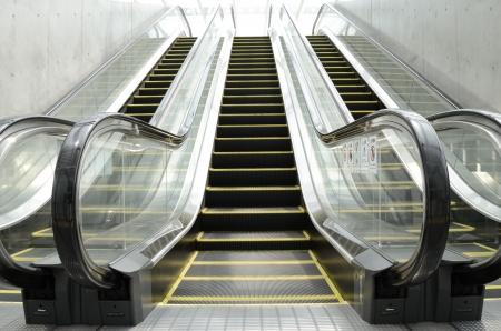 Zuk�nftige Rolltreppe