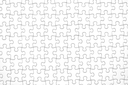 Jigsaw puzzle Stock Photo - 11136846