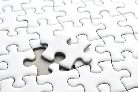 jigsaw Stock Photo - 11138197