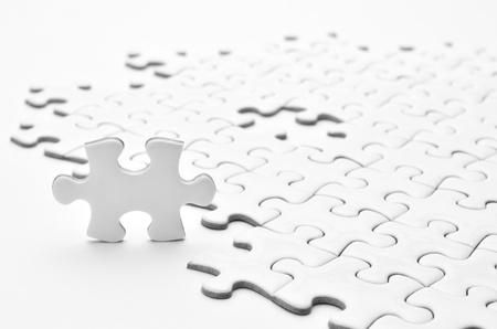 Jigsaw puzzle Stock Photo - 11132921