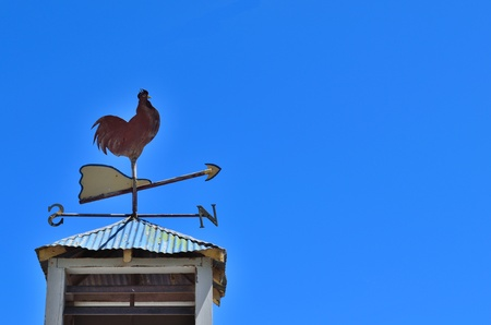 blustery: Weathercock
