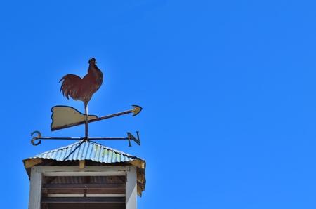 weathervane: Weathercock