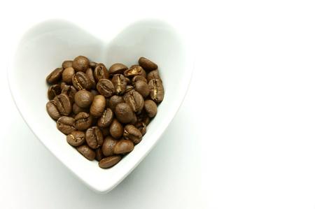 caffee: coffee beans