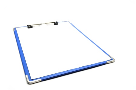 clip board Stock Photo - 11738837