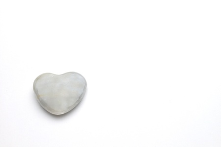 love stone heart photo