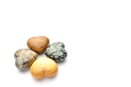 heart of stone: love stone heart