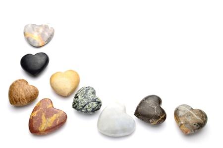 liebe Herz aus Stein