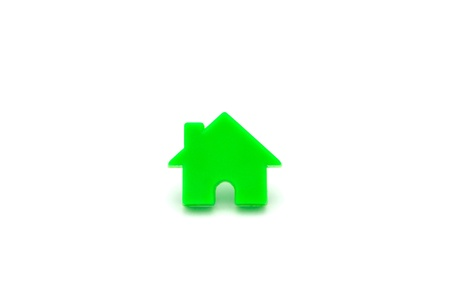 eco house Stock Photo - 12803874