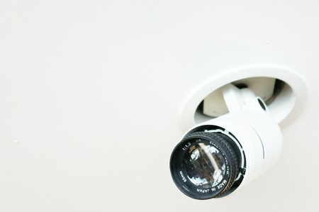 security camera Stock Photo - 13219890