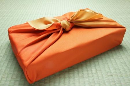 new year  s day: furoshiki