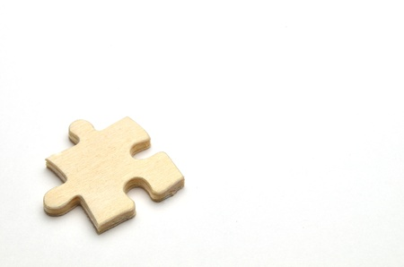 missing puzzle piece: stock image of the jigsaw puzzle