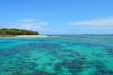 グリーン島、クイーンズランド州、オーストラリア
