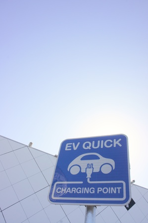 Electric vehicle photo