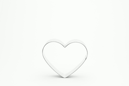 pastry cutters: heart shaped pastry cutters