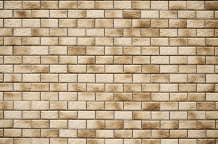 Background of brick wall texture Reklamní fotografie