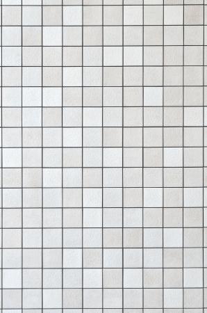 white tile Stock Photo - 13927319