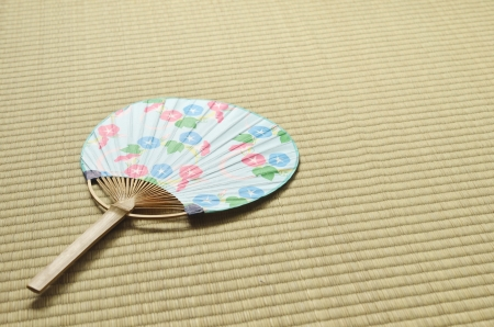 japanese fan  uchiwa photo