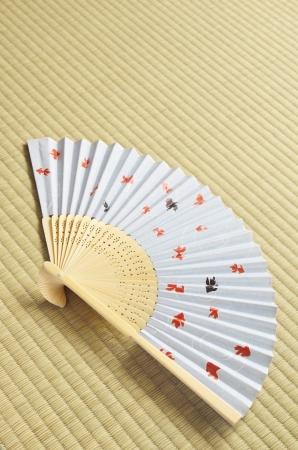 souvenir traditional: japanese fan  sensu