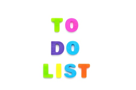 to do list: TO DO LIST