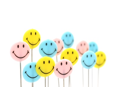 Glimlach gezicht Stockfoto - 22060734