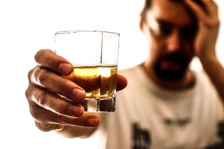 Alcohol addiction - social problem