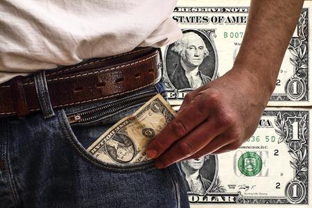 Exchange rate changes - dollar - financial savings