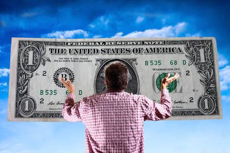 trust god: Money worship - Lack of money. The money is never enough.