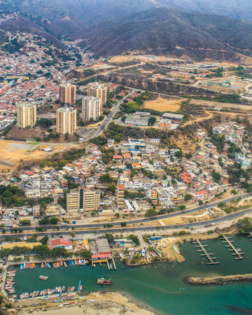 Venezuela - Caracas Reklamní fotografie