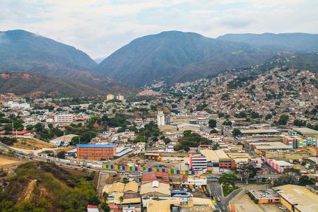 Venezuela - Caracas 版權商用圖片
