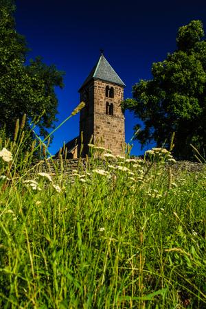 13th century church in Europe