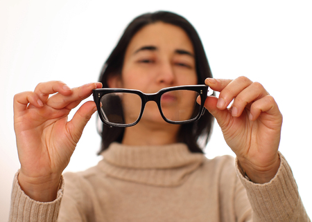 Vision disorder - vision problems - blurred vision