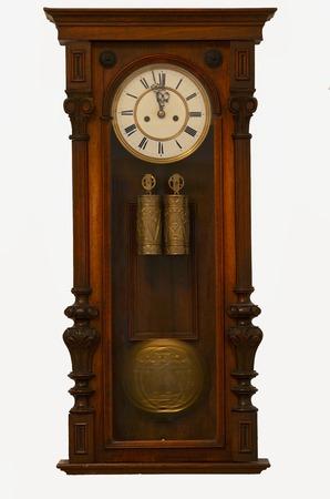 할아버지 시계가 고립 된