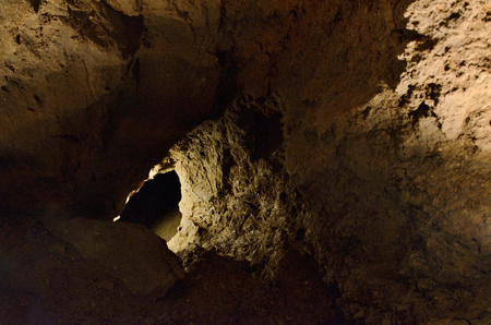 Zbrasov Aragonite Caves, Teplice nad Becvou, Czech Republic