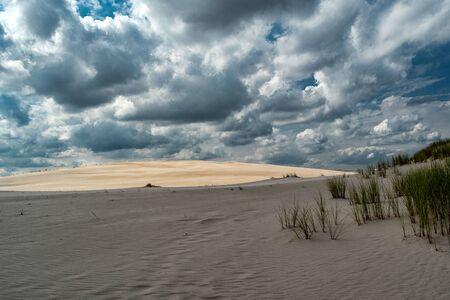 Slowinski national park, Leba Poland