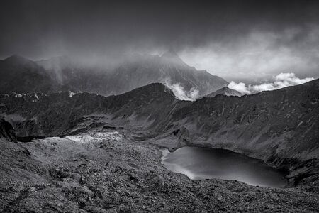 Five lakes valley, High Tatra Zakopane