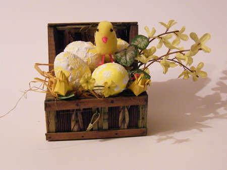 resuscitate: Easter eggs