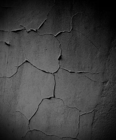 Grunge dark wall texture background photo