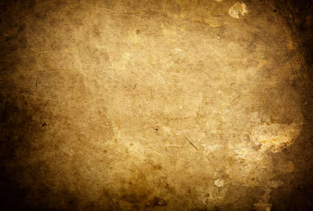 watercolor paper: Old dark grunge aged paper texture or background