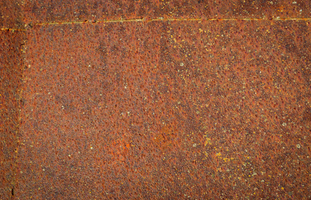 Old grunge rusty metal texture or background