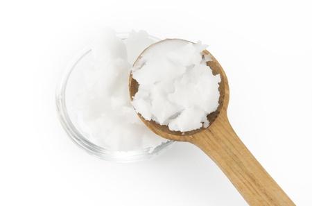 coconut oil: olio di cocco