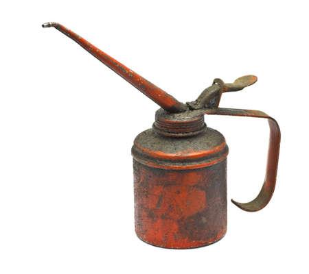 fuel pump: oil hand pump