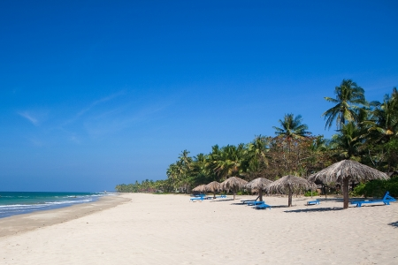 Beautiful beach resort on the west coast of Myanmar Banque d'images