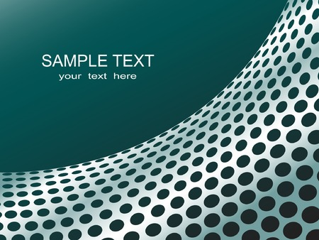 Abstract vector background with the space for text. Vector