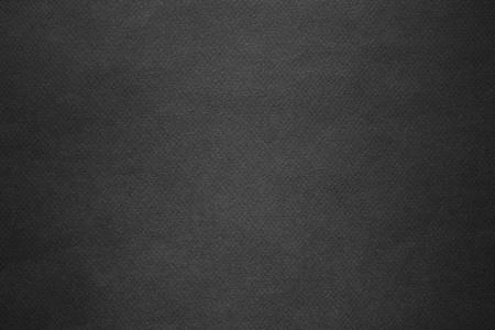 negro: Fondo de textura de papel negro Foto de archivo