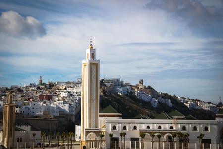 Tangier medina in Morocco