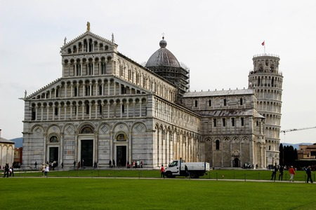 Pisa cathedral in , Italy